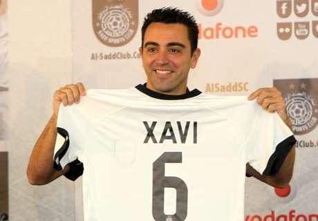 Xavi décisif avec Al Sadd