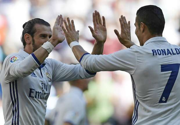 RUMOURS: Bale expects to match Ronaldo's £750k-a-week wages with new Madrid deal