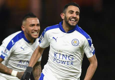 Betting: Will Mahrez leave Leicester?