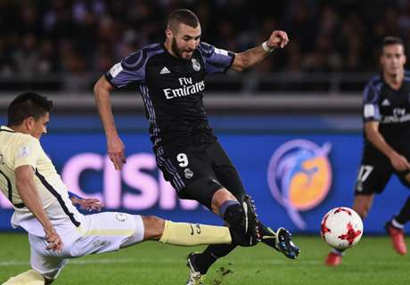 Benzema & CR7 fire Real to final