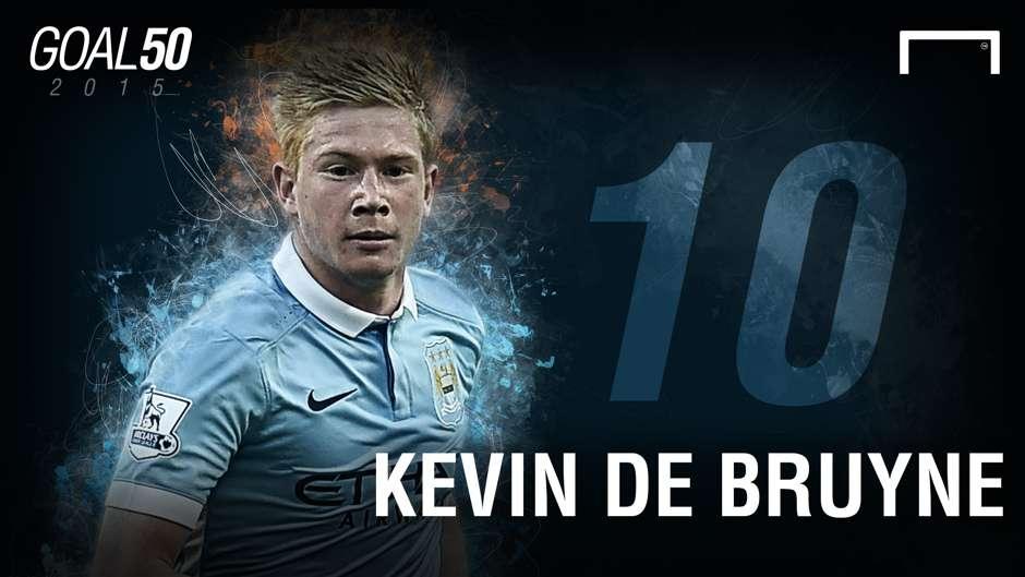 10 De Bruyne G50