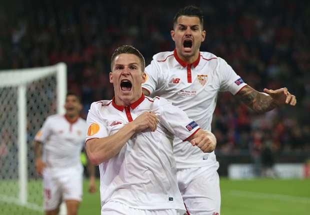Liverpool-Séville, 1-3, la passe de trois pour Gameiro et les andalous
