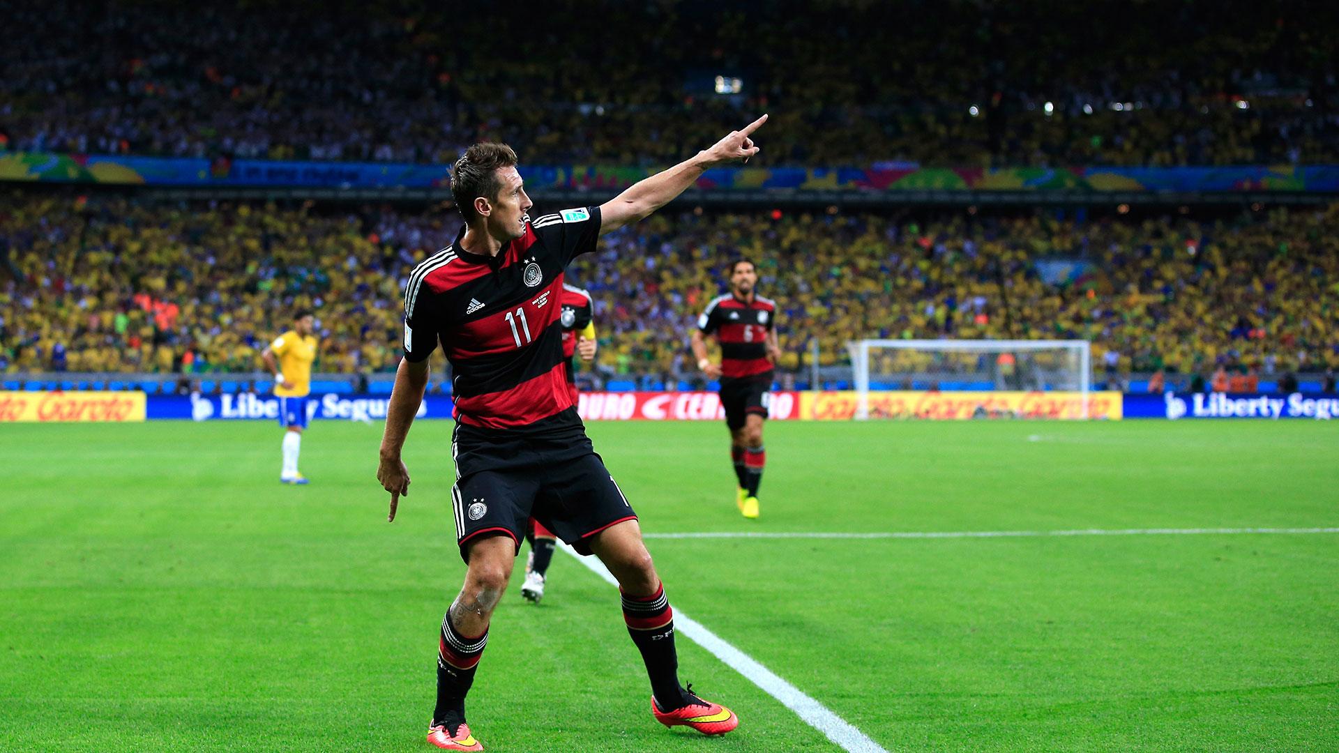 Auf wiedersehen Miro: Klose lascia il calcio giocato