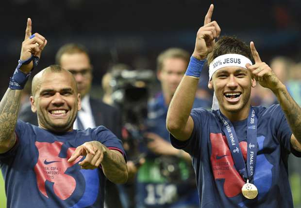 Neymar: I'm desperate to win the Champions League again