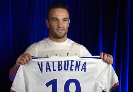 OFFICIAL: Valbuena joins Lyon