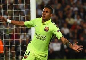 Neymar | Paris Saint Germain 1-3 Barcelona | Liga Champions | Parc des Princes