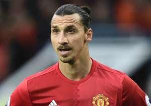 6) ZLATAN IBRAHIMOVIC, Manchester United - 25 goal (15 Premier, 5 Europa League, 1 Coppa d'Inghilterra, 3 Coppa di Lega inglese, 1 Supercoppa d'Inghilterra)