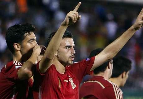 Europeo Sub-19: Inglaterra 2-0 España