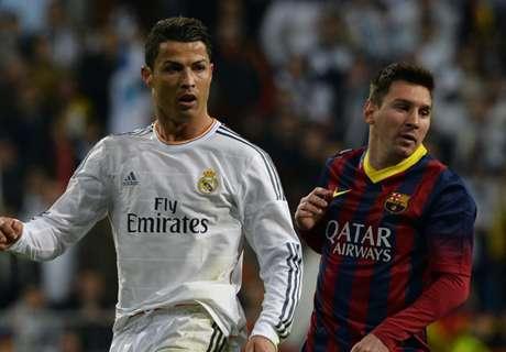 Qui sont les meilleurs passeurs décisifs de Messi et Ronaldo ?