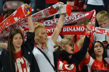 Dinamo Bucharest beat... wait for it... Dinamo Bucharest in cup encounter