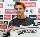 Martin Odegaard Gabung Real Madrid