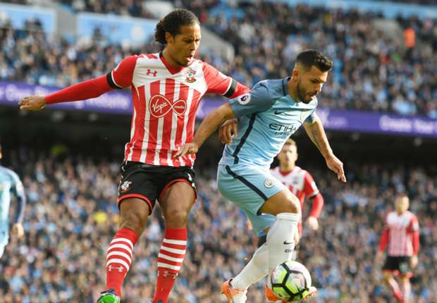 Man Utd and Liverpool target Van Dijk can go for £50-60m, says Le Tissier