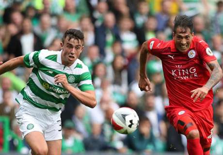 ICC: Celtic 1-1 Leicester