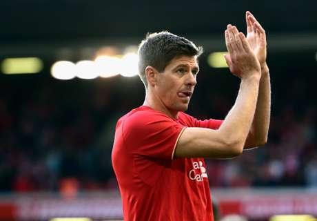 Gerrard reveals the reason he retired