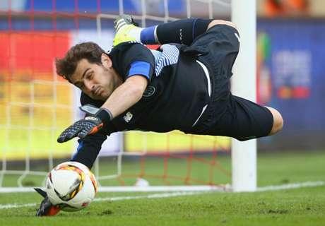 Casillas: Why I left Madrid
