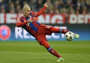 =18. ARJEN ROBBEN | Bayern Munich | 14 oportunidades creadas