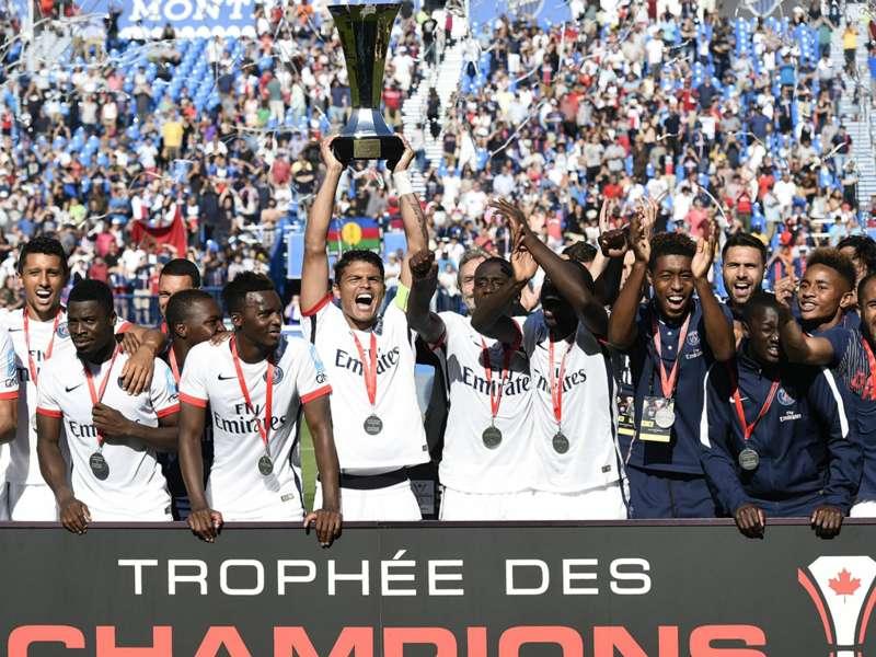 Matuidi demands flying start to season for PSG