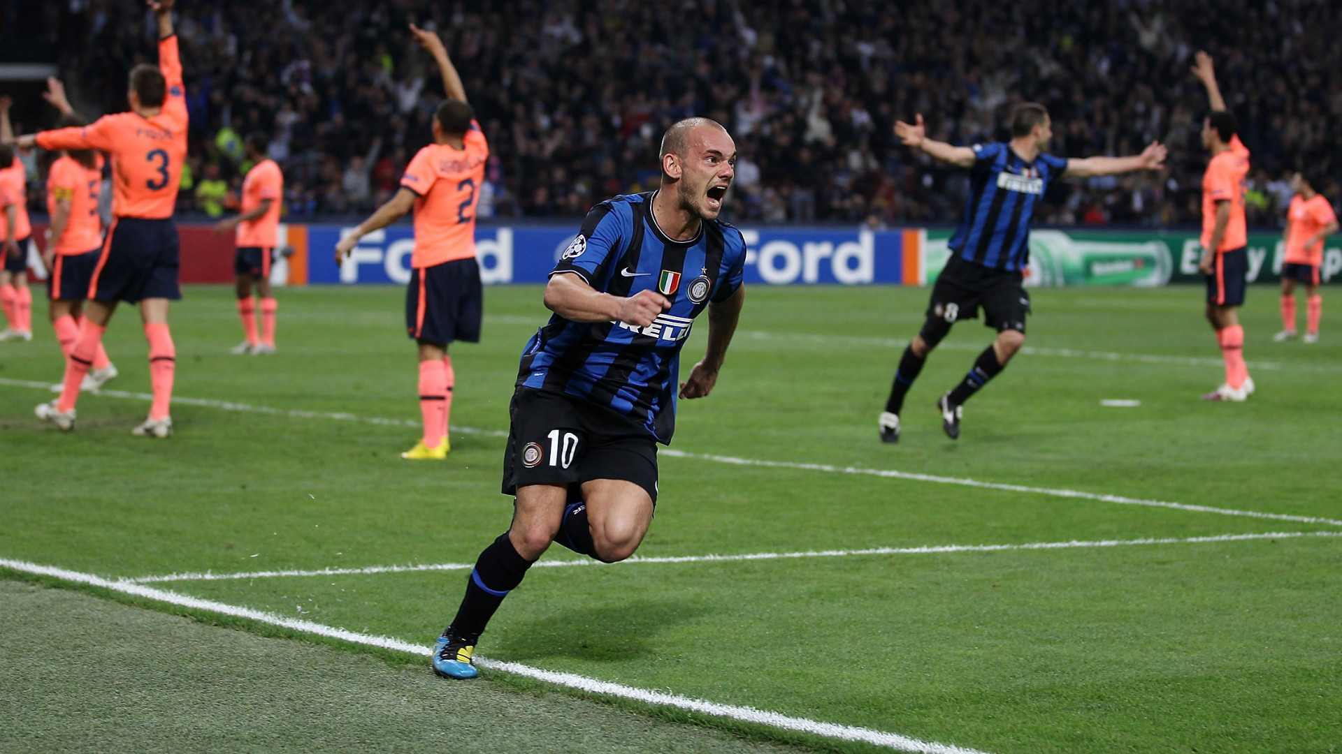 Inter, Sneijder rivela: