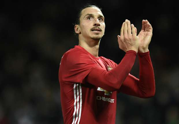 Ibrahimovic's INCREDIBLE goal record against Saint-Etienne