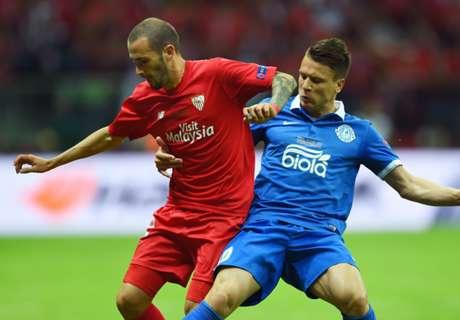 Sevilla agree Konoplyanka deal