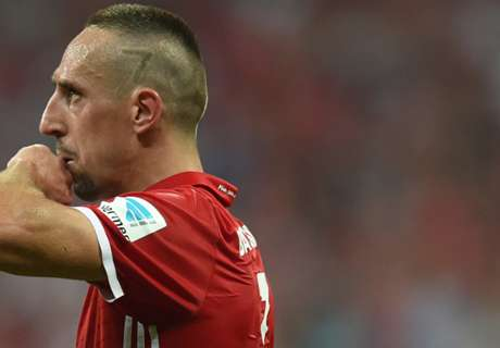 Ribery hopes to extend Bayern deal