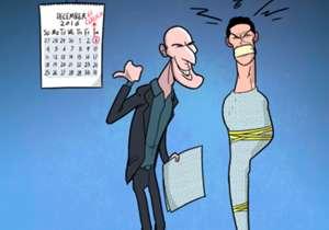 30 NOV | Zinedine Zidane protege a Cristiano Ronaldo de cara al Clásico
