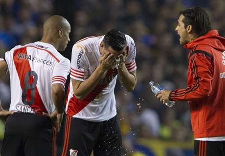Video: Drama at the Superclasico
