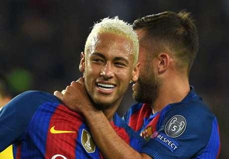 Neymar unterschreibt neuen Vertrag