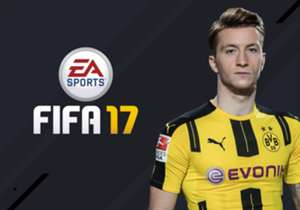 Dortmund star Marco Reus was picked as the face of EA Sports' famous football simulation. But how do the forward and his team-mates stack up in the newest edition?