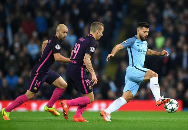 That's more like it! - Aguero outshines Messi as Guardiola's Man City click