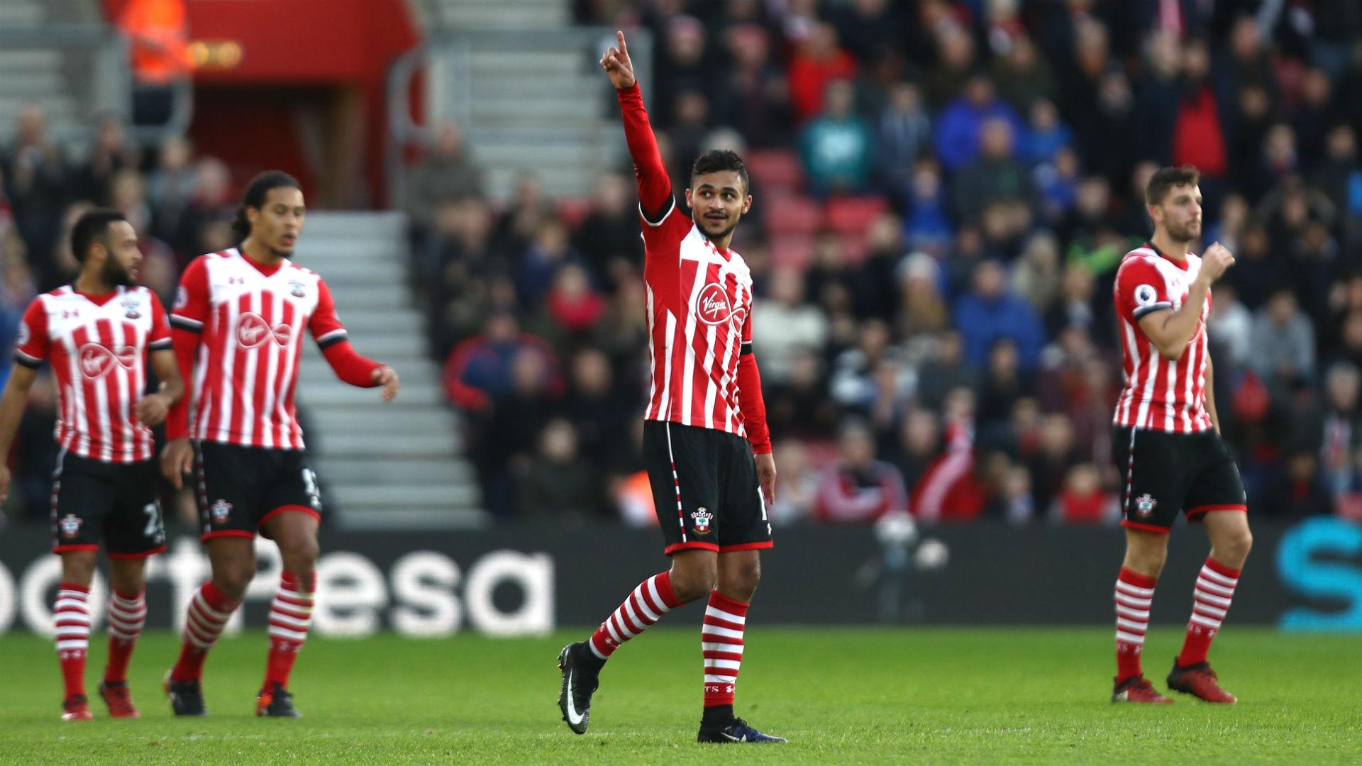 Southampton Middlesbrough Sofiane Boufal