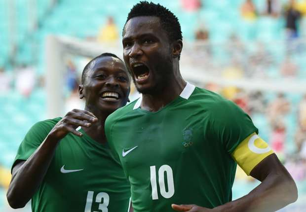 Nigeria 3-1 Algeria: Moses double sees Eagles tame stubborn Greens