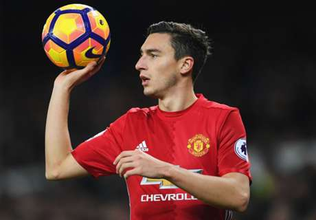 Two icons shaped Darmian's game