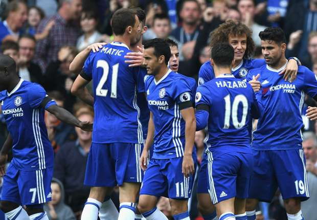 Chelsea 3-0 Leicester City: Costa and Hazard on target in Blues victory