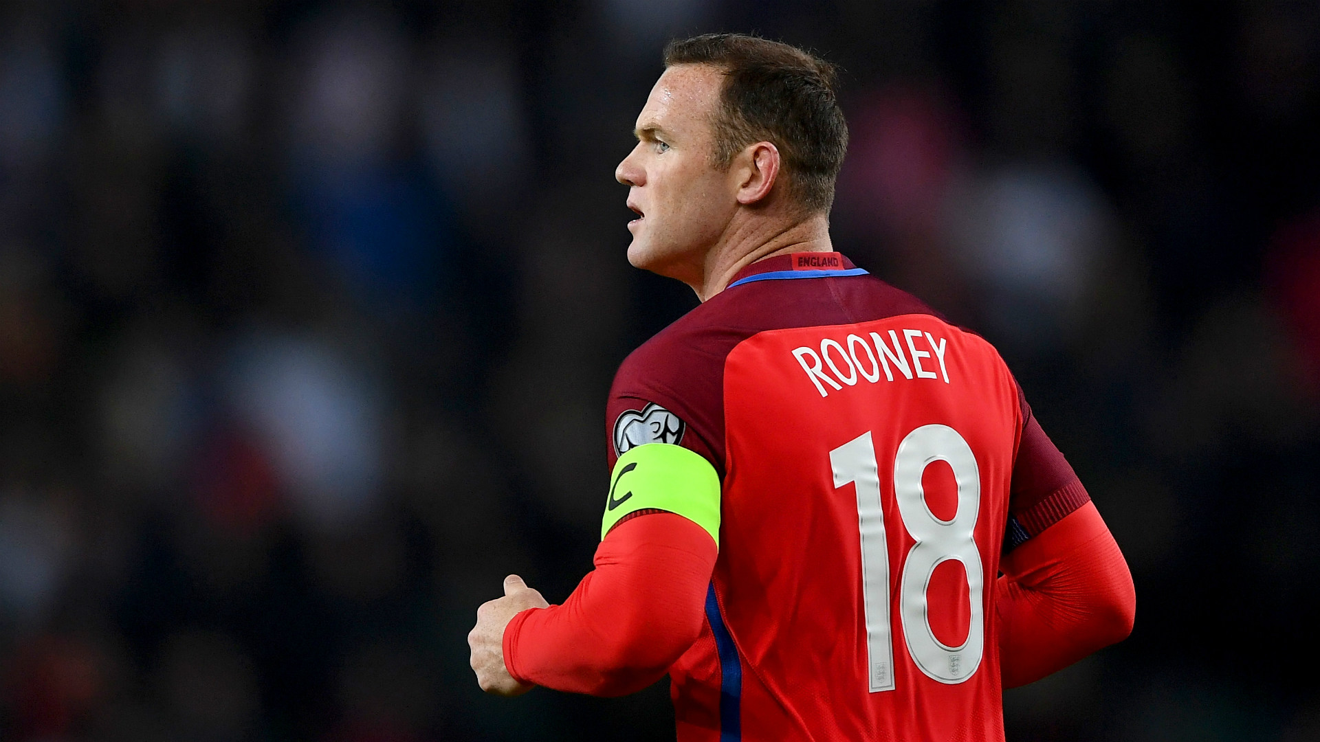 HD Wayne Rooney England