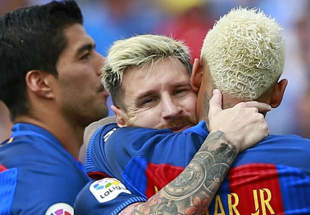 Messi sets ANOTHER all-time scoring record in La Liga