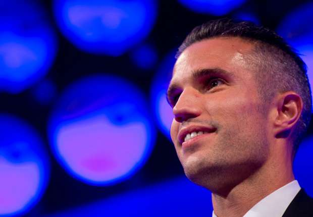Van Persie calls Manchester United 'home' ahead of Europa League return