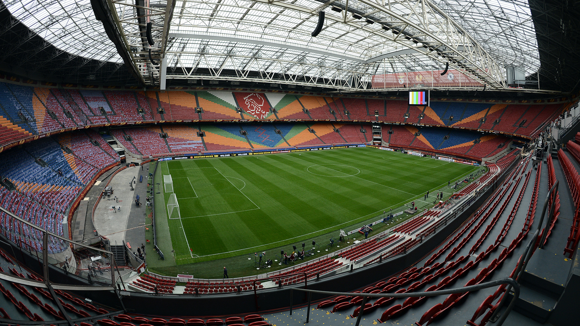 Amsterdam arena general view for Arena amsterdam