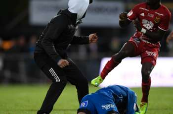'It was a nightmare experience' - Ostersunds boss shocked by intruder attack on Aly Keita