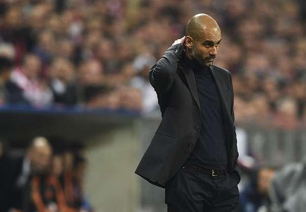 'I made a mistake' - Guardiola apologises for Bayern defeat