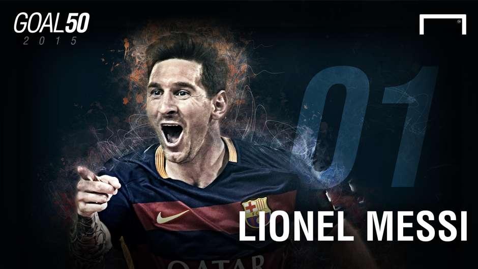 01 Lionel Messi G50