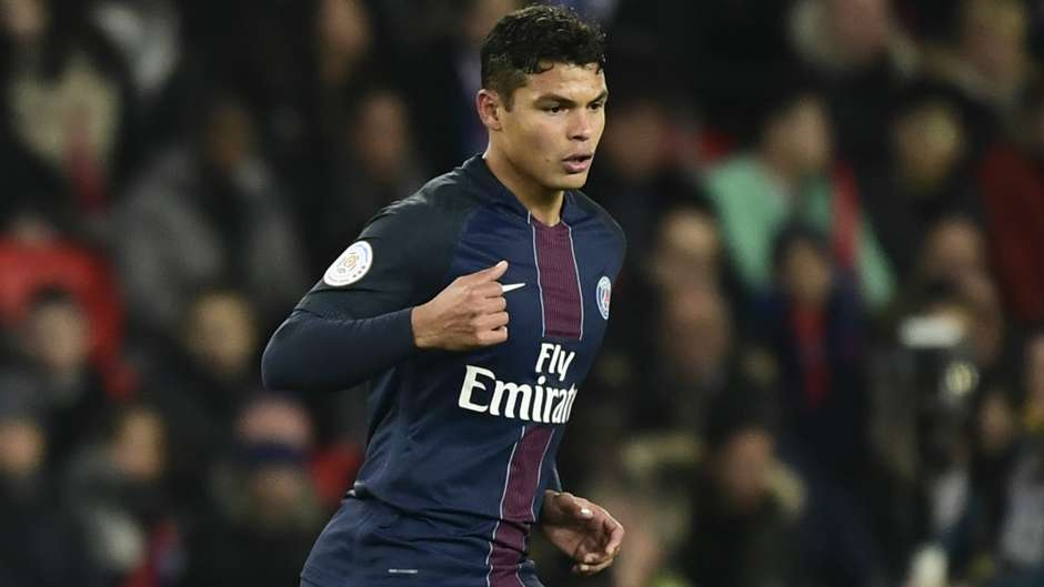 HD Thiago Silva Paris Saint-Germain
