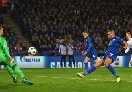 Leicester, líder indiscutible
