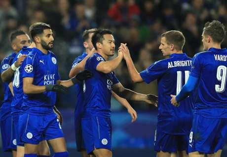 Sevilla'nın rakibi Leicester City