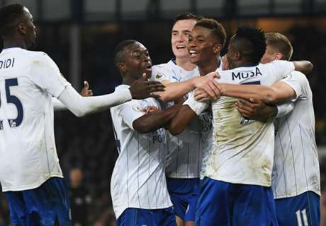 REVIEW: Leicester City Melaju, West Brom Kandas