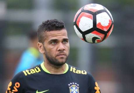 Alves aiming for CL glory at Juventus
