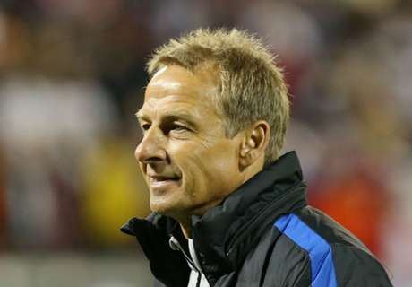 Klinsmann tinkers with options in draw