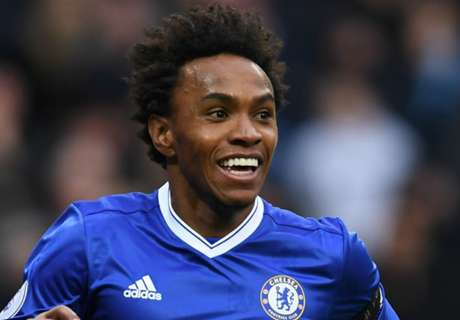 Willian & Lukaku rise above pressure