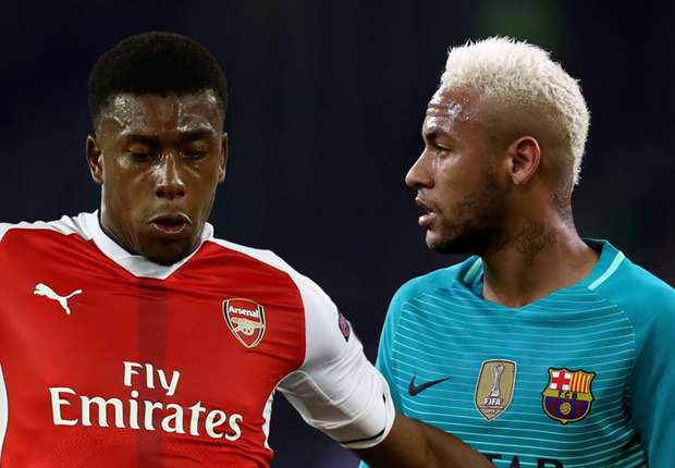 Iwobi: Neymar the ultimate Arsenal signing!