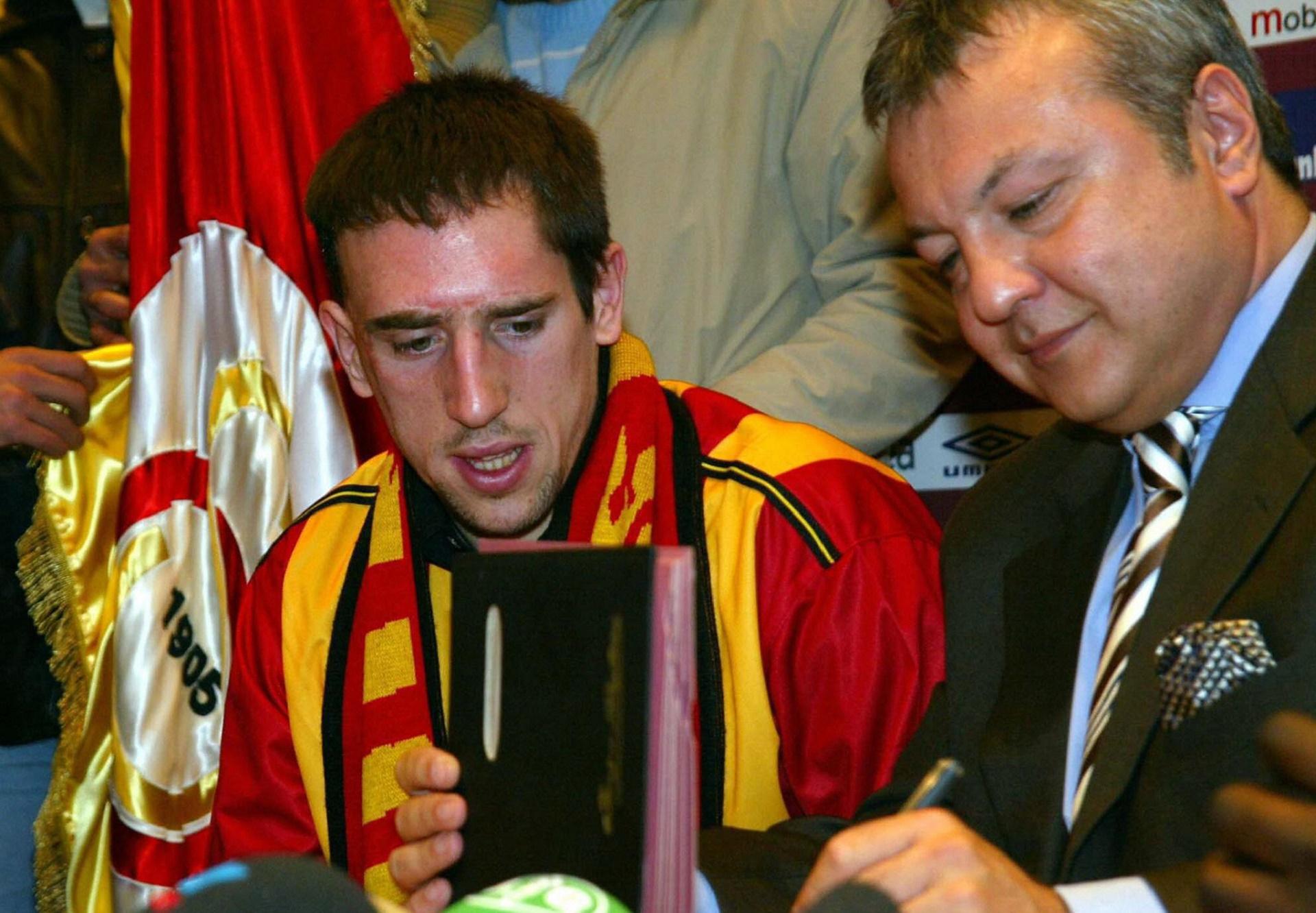 Ribery Galatasaray